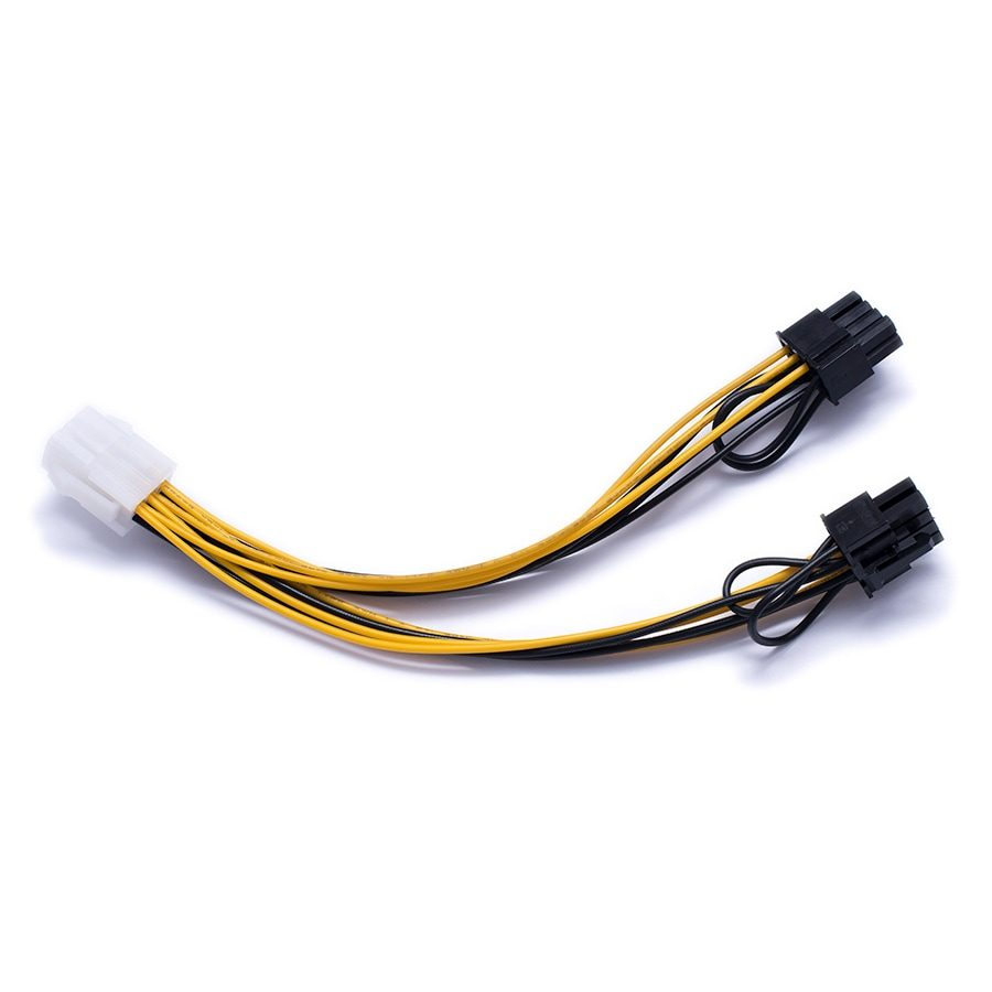 6pin-8pin-splitter-cable